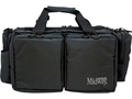 MidwayUSA AR-15 Range Bag PVC Coated Polyester Black
