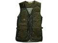 Bob Allen 240M Mesh Back Shooting Vest Cotton Twill and Mesh