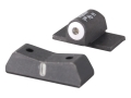 XS 24/7 Express Sight Set Kahr All Models Except CW, Post 2004 Steel Matte Tritium Big Dot Front