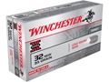 Winchester Super-X Ammunition 32 S&amp;W 85 Grain Lead Round Nose