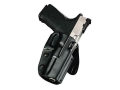 Galco M5X Matrix Paddle Holster Left Hand Glock 17, 22, 31 Polymer Black