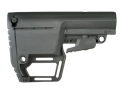 Product detail of Mission First Tactical Battlelink Utility Collapsible Buttstock AR-15, LR-308 Polymer