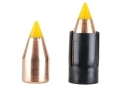 Traditions APB100 Muzzleloading Bullets 50 Caliber Sabot with 45 Caliber 250 Grain Polymer Tip Pack of 15