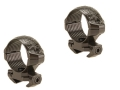 "Product detail of Millett 1"" Angle-Loc Windage Adjustable Weaver-Style Rings Engraved Gloss Low"