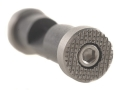 Product detail of Power Custom Ambidextrous Big Head Safety Ruger 10/22, 10/22 Magnum Blue with Stainless Steel Buttons