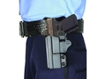DeSantis Triple Play Belt Holster Glock 17, 19, 22, 23 Kydex Black