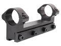 RWS Lock Down Scope Mount with Integral 1&quot; Rings Rimfire and Airgun Gloss