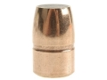 Woodleigh Bullets 500 S&amp;W Magnum (500 Diameter) 400 Grain Bonded Weldcore Flat Nose Soft Point Box of 25