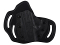 DeSantis Intimidator Belt Holster Left Hand Ruger LCP Kydex and Leather Black