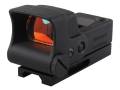 AimShot HG-Pro Reflex Red Dot Sight Crosshair Reticle with Integral Quick Release Weaver-Style Mount Matte