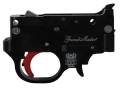 Power Custom Grand Master Trigger Guard Assembly Ruger 10/22 Black