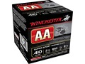 "Winchester AA Super Sport Sporting Clays Ammunition 410 Bore 2-1/2"" 1/2 oz #8-1/2 Shot Case of 250 (10 Boxes of 25)"