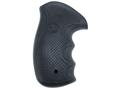 Pachmayr Diamond Pro Grips S&W K, L-Frame Round Butt