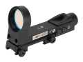 Product detail of ATN Digital Ultra Reflex Red Dot Sight 33mm 5-Pattern Reticle (2 MOA Dot, Post, Post with 6 MOA Dot, Open Crosshair, Crosshair with 6 MOA Dot) Matte