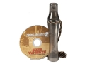 Hunter's Specialties Ezee Wheeze Deer Tube Call with Instructional DVD
