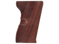 Hogue Fancy Hardwood Grips CZ 52 Rosewood