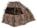 Ameristep Lightspeed Spider Ground Blind 75&quot; x 75&quot; x 67&quot; Polyester Realtree Xtra Camo