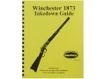 "Radocy Takedown Guide ""Winchester 1873"""