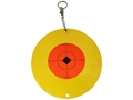 Birchwood Casey Shoot-N-Spin Rimfire Target Steel Yellow