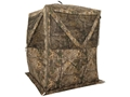 "Browning Powerhouse Ground Blind 74"" x 74"" x 82"" Polyester Realtree Xtra Camo"