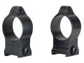 Talley 1&quot; Ring Mounts CZ 527 Matte High