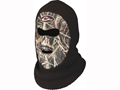 Drake LST Fleece Lined Face Mask Polyester Mossy Oak Shadow Grass Blades Camo
