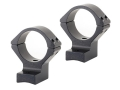 Talley Lightweight 2-Piece Scope Mounts with Integral 30mm Rings Tikka, Knight MK85 Matte High