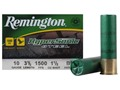 Remington HyperSonic Ammunition 10 Gauge 3-1/2&quot; 1-1/2 oz BB Non-Toxic Shot Box of 25