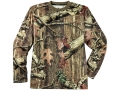 Rocky Mens SilentHunter T-Shirt Long Sleeve Polyester