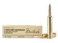Product detail of Weatherby Ammunition 7mm Weatherby Magnum 160 Grain Nosler Partition Box of 20