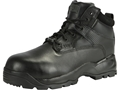 "5.11 ATAC Shield 6"" Waterproof Uninsulated Safety Toe Tactical Boots Leather Black Men's"