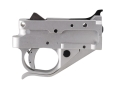 Product detail of Timney Trigger Guard Assembly Ruger 10/22 2-3/4 lb Aluminum Silver with Silver Lower