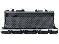 "SKB Double Scoped Rifle Gun Case with Wheels for Firearms up to 40"" Polymer Black"