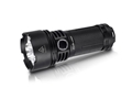 Fenix LD60 Flashlight LED requires 6 CR123A or 3 18650 Rechargeable Batteries Aluminum Black