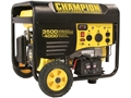 Champion 3500/4000 Watt CARB Compliant Gas Powered Generator with Remote Kit