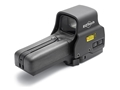EOTech 518.A65 Holographic Weapon Sight 68 MOA Circle with 1 MOA Dot Reticle Matte AA Battery with Quick Detachable Base