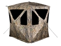Big Game Ravage Ground Blind 72&quot; x 72&quot; x 64&quot; Polyester Epic Camo