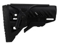 Mako GLR16 Buttstock with Adjustable Cheek Rest Collapsible AR-15 Carbine Synthetic