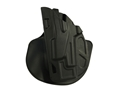 Safariland 7378 7TS ALS Concealment Paddle Holster Left Hand Glock 17, 22 Polymer Black