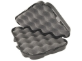 "MTM Pocket Pistol Gun Case 9.5"" x 5.9"" x 2.1"" Plastic Black"