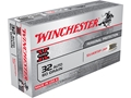 Winchester Super-X Ammunition 32 ACP 60 Grain Silvertip Hollow Point Box of 50