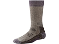 Smartwool Women's Hunt Heavy Crew Socks Merino Wool Chestnut and Deep Purple