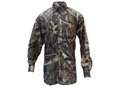 Browning Men's Wasatch Mesh-Lite Shirt Long Sleeve Polyester