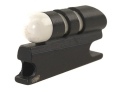 "Product detail of NECG Universal Front Ramp Interchangeable Front Sight .177"" Height .158"" White Bead"