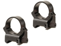 Leupold 30mm QRW Quick-Release Weaver-Style Rings Gloss High