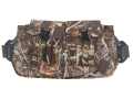 Product detail of Banded Gear 900D Hand Warmer Muff Polyester and Fleece Realtree Max-4 Camo