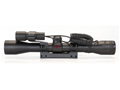 Gamo Airgun Rifle Varmint Hunter Scope Light and Laser 4x 32mm Duplex Reticle Matte with Rings