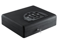 "GunVault MicroVault XL Personal Electronic Safe 12"" x 10-1/4"" x 3-1/2"" Black"