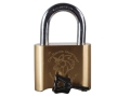 DeSantis Solid Brass Combination Lock
