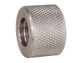 "Yankee Hill Machine Barrel Thread Protector Cap 1/2""-28 Bull Barrel Stainless Steel"